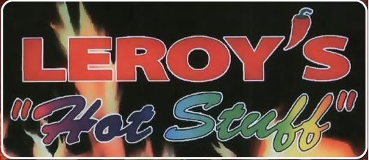 Leroy&#39s Hot Stuff Logo