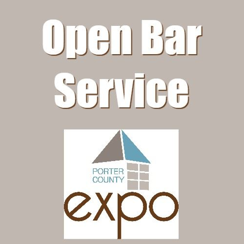 Open Bar Service Icon