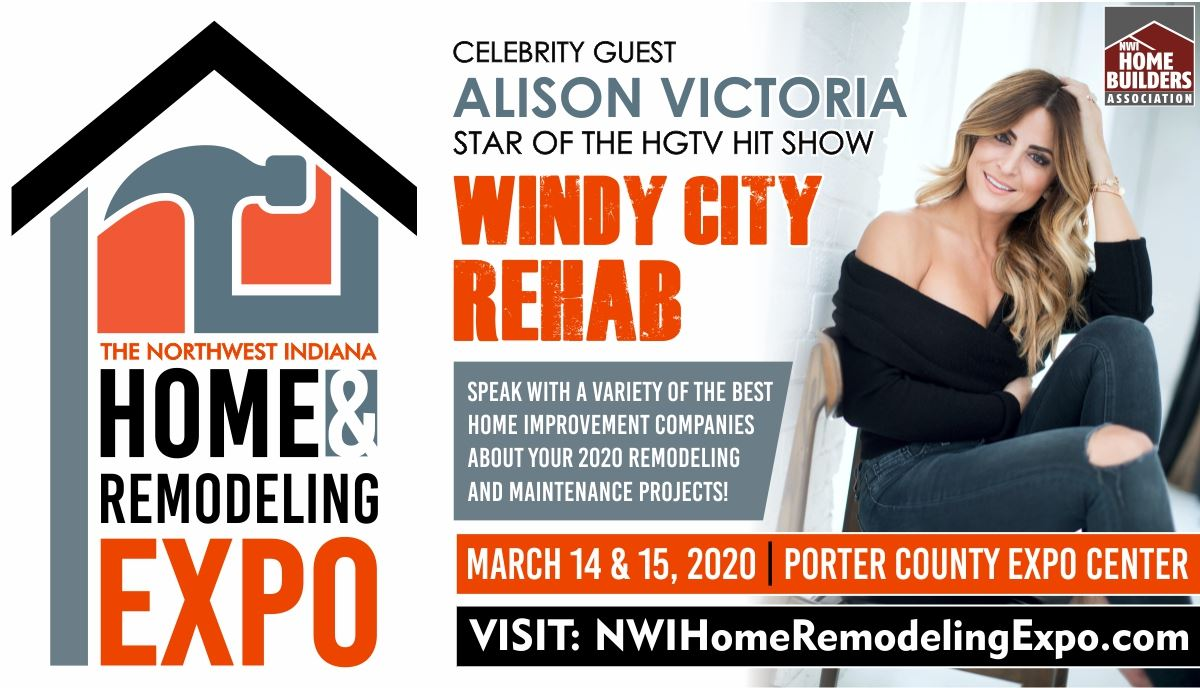 Northwest Indiana Home & Remodeling Expo Poster