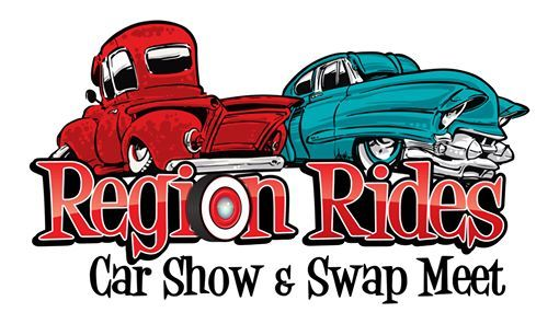 Region Rides Car Show and Swap Meet Logo